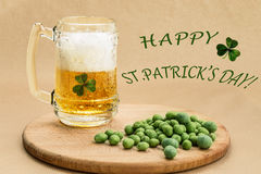 St Patrick & x27; s-dag Arkivbilder