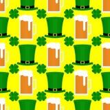 St Patricka天平的样式 免版税图库摄影