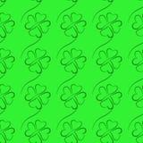 St Patricka天平的样式 免版税库存图片