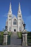 St Patricks大教堂在阿马 库存图片