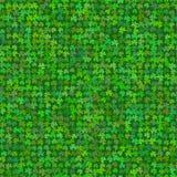 St Patricks天背景 免版税图库摄影