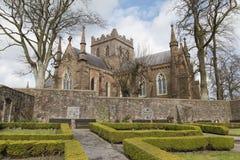 St Patricks教会 免版税图库摄影