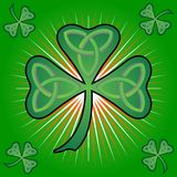 St Patricks. Day colorful theme Stock Photography