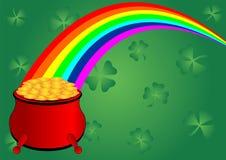 St Patricks. Day colorful theme Stock Photos