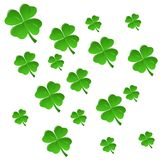 St.Patricks background Stock Images