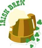 St. Patricks Beer Stock Image