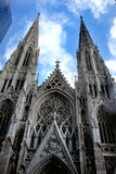 St. Patricks Cathedral. New York City Royalty Free Stock Images