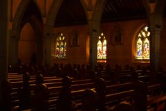 St Patricks Cathedral Ballarat Royalty Free Stock Image