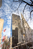 St. Patricks Cathedral NYC Stock Photography