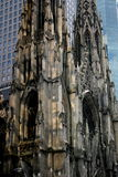 St. Patricks Cathedral, NYC. Saint Patricks Cathedral, Fifth Avenue, New York City Royalty Free Stock Photos