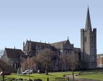 St Patricks Cathedral Royalty Free Stock Photos