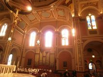 St, Patricks Catherdral Obraz Royalty Free