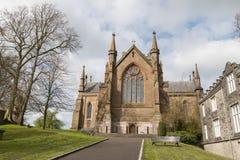 St patricks church armagh. Saint patricks church of ireland co.armagh north ireland Royalty Free Stock Photos