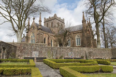 St patricks church. Saint patricks church in armagh city Royalty Free Stock Photography