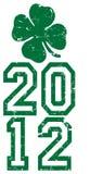 St. Patricks Dag 2012 Stock Illustratie