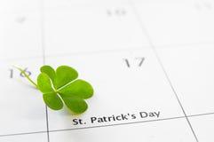 St Patricks Dag Royalty-vrije Stock Fotografie
