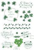 St Patricks Dagreeks Royalty-vrije Stock Foto
