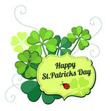 St. Patricks Day Stock Photography