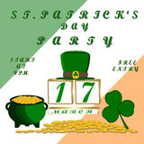 ST.Patricks day Royalty Free Stock Photos