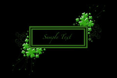 St Patricks Day Artwork Royalty Free Stock Photos