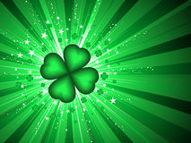 St Patricks Day background Stock Images