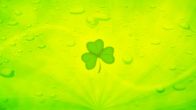 St. Patricks Day Background Stock Image
