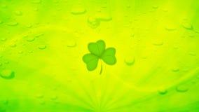 St. Patricks Day Background Stock Image