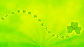 St. Patricks Day Background Royalty Free Stock Photography