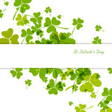 St. Patricks Day Background Stock Photography