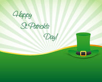 St. patricks day background Royalty Free Stock Photos