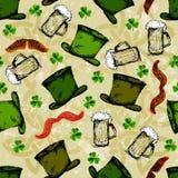 St. Patricks day background Royalty Free Stock Photo