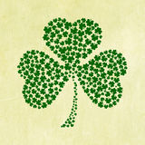 St. Patricks day background Stock Photo