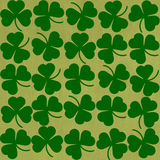 St. Patricks day background in green colors Royalty Free Stock Image