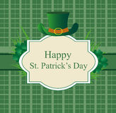 St patricks day Stock Photography