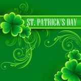 St. Patricks Day Background. Vector illustration. EPS 10 Stock Photos