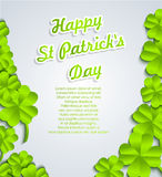 St.Patricks Day background Royalty Free Stock Photos