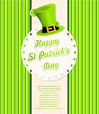 St.Patricks Day background Stock Photography