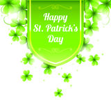 St. Patricks Day Banner Stock Images