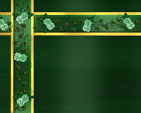 St Patricks Day Border Irish Stock Photo