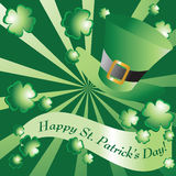 St patricks day design Royalty Free Stock Photo