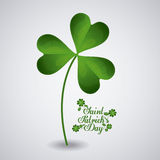 St patricks day design,  illustration. Royalty Free Stock Images