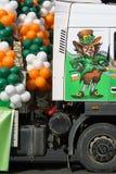 St. Patricks day festival Royalty Free Stock Photos