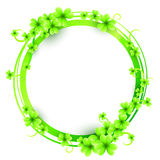St. Patricks Day Frame Royalty Free Stock Photos