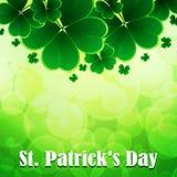 St. Patricks Day Greeting. Royalty Free Stock Photos