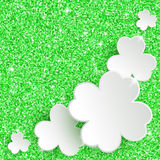 St. Patricks day Greeting Card Royalty Free Stock Photos
