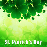 St. Patricks Day greeting. Royalty Free Stock Photos