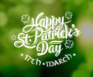 Free St Patricks Day Greeting Vector Royalty Free Stock Photo - 50938175