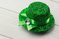 St patricks day hat Royalty Free Stock Image