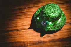 St patricks day hat Stock Images