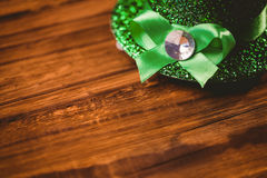 St patricks day hat Royalty Free Stock Images